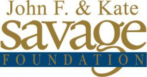 John F & Kate Savage Foundation Logo
