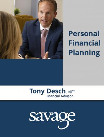 Tony Desch Brochure